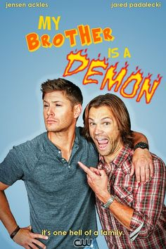 """My brother is a demon!"" 