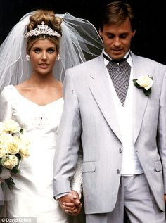 1993 - Mandy Smith wed footballer Pat Van Den Hauw.  She was married to Bill Wyman from the Rolling Stones.