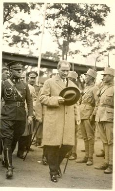 """We must liberate our consepts of justice, our laws and legal institutions from the bonds which hold a tight grip on us altought they are incompatible with the needs of our century."" M.K.Atatürk."