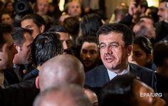 Austria hasn't let the Minister of Economics of Turkey