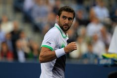 Marin Cilic of #Croatia  wins the U.S. Open Men's Final over Kei Nishikori of #Japan and takes home a check for a cool $3,000,000 for his 2 weeks of work in Flushing Meadows, NYC