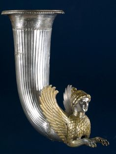 Rhyton | [IV century BC] | Institute of Balkan Studies and Centre of Thracology | CC BY