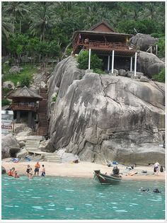 Koh Tao by tbg78, via Flickr