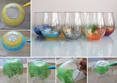 How to decorate your vase