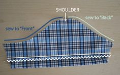 How sew sleeve