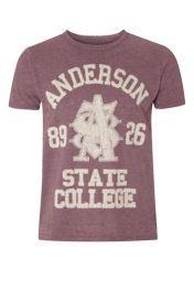 Anderson Print Tee