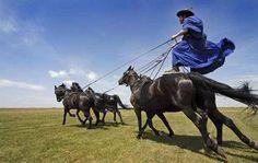 A magyar lovas nemzet Hungarian is an equestrian nation