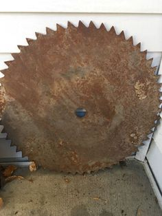 vintage emerson electric motor hp rpm model ks cxud vintage industrial 21 blade buzz saw blade sawmill blade farm tool cabin round