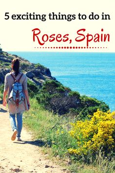 Roses is a super charming little town in Costa Brava, Spain. Even its name implies that this is such a fairy place.  Check out these 5 super exciting things to do in Roses, Spain!
