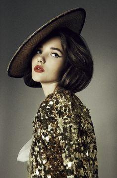 Model: Julia Turenkova | Photographer: Tanja Markovic