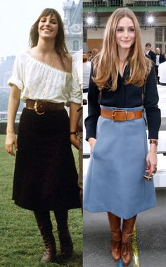 Fall's New Skirt: The Midi