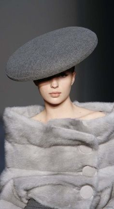 ⍙ Pour la Tête ⍙ hats, couture headpieces and head art - Vassilis Emmanuel Zoulias