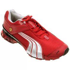a70972d7def Tênis Puma Scuderia Ferrari Team Cell Deka. Racso Digital Creation · Men s  Shoes Collections