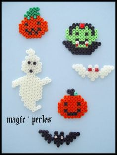 mini perler bead patterns - Google Search