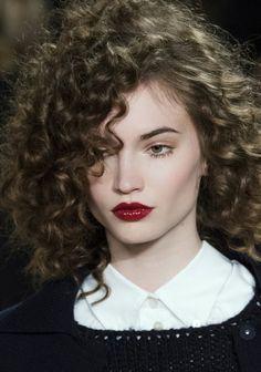 Le carr court dgrad Lovely Pinterest Peinados