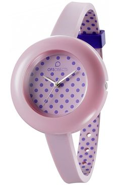 Opsobjects OPS!Pois OPSPW-08. OPSobjects watches are characterized by a skilful mix of colors and materials.