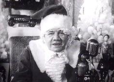 Babe Ruth at Christmas
