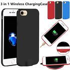 QI Wireless Charger Power Receiver Case fr iPhone 6 7 Plus Direct Charging Cover1  Compatible Function - Wireless | Protector Case, Type - Fitted Case|Skin, Design|Finish - Glossy, Compatible Standard - Qi Wireless Charging Standard, Features - Wireless Charging, Material - PC - Coil, Fast Fulfillment - YES
