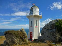 Baring Head Lighthouse