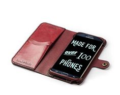 Galaxy Note 5 Leather Wallet Case >>> To view further for this item, visit the image link. (Amazon affiliate link)