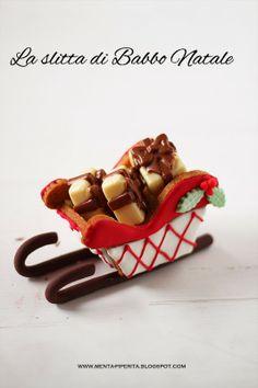 la slitta di Babbo Natale #Christmas