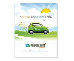 Eco Friendly Fundraiser. Go Green Fundraising programs offers only eco friendly products for sale.