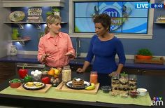 Canada AM: Protein Packed Breakfasts