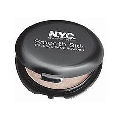 Even on days when you don't have time for much make-up... you want to keep your skin looking okay. Powder's a quick way to do it @NYC New York Color @Influenster