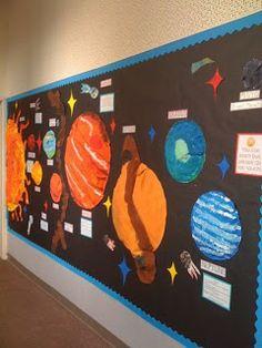 Teach 'n Tech - Solar System Group Project