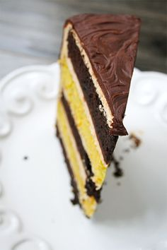 B52 Layer Cake   Guest Post by Gotta Get Baked on Cravings of a Lunatic   Boozy Cake for the win!