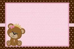 Ursinha princesa