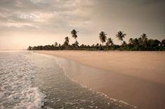 A beach at Nilaveli, north of Trincomalee.