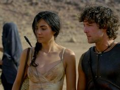 """Atlantis 2 x 4 """"The Marriage of True Minds"""""""
