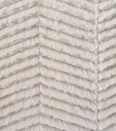 Luxury Faux Fur-Chevron Fur Fabric