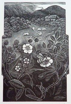 """Hilary Paynter RE FRSA - Zillah Bell Gallery """"The Bee"""""""