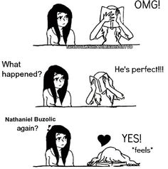 the story of my life... Nathaniel Buzolic - The Vampire Diaries ♥