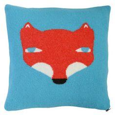 Fox cushion for a Nursery
