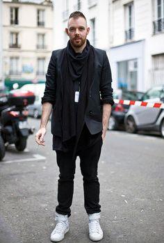 street fashion for men  | Espero que las fotos sirvan de inspiración. ¿Les gustó algun look ...