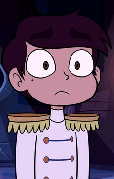 """Starco Bro, """"Uh… . So-"""" """"Hold that thought, Marco.""""