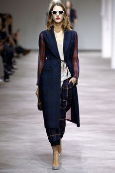 Dries Van Noten Spring  Collection Surprisingly Cool And Elegant Combinations Of Prints And Textures Check Out The Latest Dries Van Noten Spring
