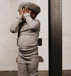 Bisgaard Kids Fashion Boy, Comfy, Grey, Hats, Nice Asses, Gray, Hat, Hipster Hat