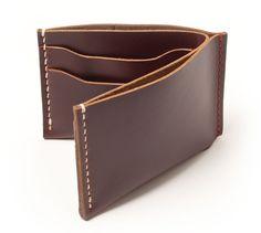 Bifold Wallet in Tan Chromexcel