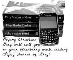 What she said. #FiftyShadesofGrey by E L James