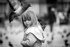 ... a brave girl (II) by foocon
