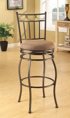 swivel bar chair wp2 same as 96052 but brown ista 3a arne jacobsen style alpha shell egg