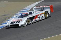 1992 Toyota IMSA GTP Eagle MkIII: