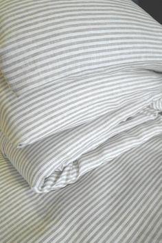 LINEN bedding duvet cover2 pillow covers Twin Double by RPlinen