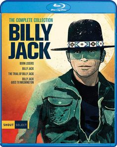 THE COMPLETE BILLY JACK COLLECTION BLU-RAY SPINE #26 (SHOUT SELECTS)