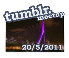 Tumblr Meetup Rotterdam banner
