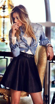 Turkish Actress, Sinem Kobal | #Fashion #Shoots